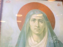 Nicolas Cage was once The Virgin Mary. Or vice versa.