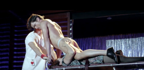 magicmikemovie:  Matt Bomer's move in Magic Mike