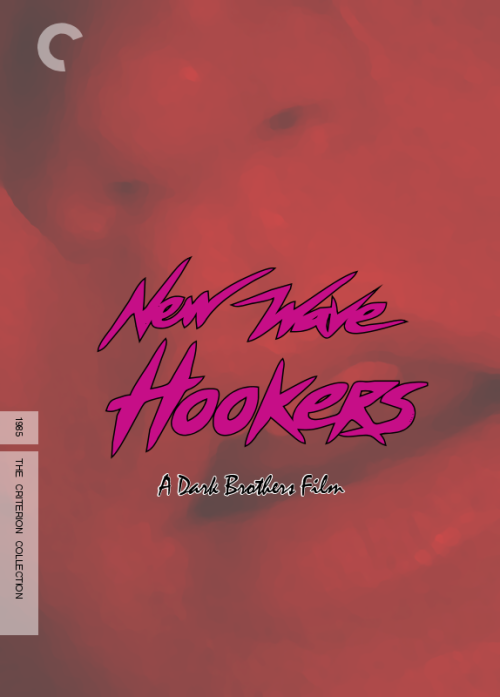 Fake Criterion for New Wave Hookers (The Dark Brothers, 1985)