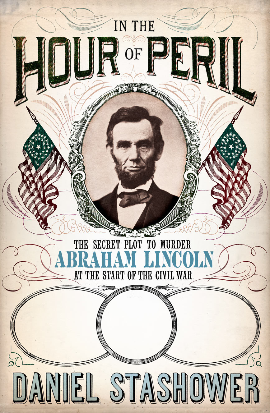 LINCOLN I nearly finished this non-fiction book cover back in April, when the publisher pulled the plug and decided to go a different direction. The process involved a good amount of design research, which is probably the best part of my job (turns out there's a ton of  old-timey historic stuff on the web! Who knew?) The goal with this piece was simply to model the lettering and filigree after old broadsides from the period, which is not to far from my normal way of working.