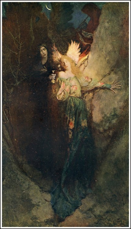 Howard Pyle | Travels of the Soul