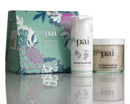 Pai Gift Packaging. Such a lovely brief to work on with a great client too. (by Chloe Dunne Design)