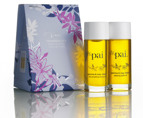 Pai Gift Packaging (by Chloe Dunne Design)