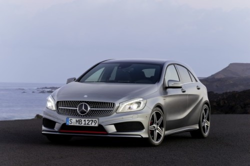 Mercedes-Benz A45 AMG confirmed: 350 hp, rear-biased AWD via Car and Driver