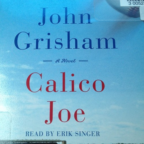 Current listen. #audiobook  (Taken with Instagram)