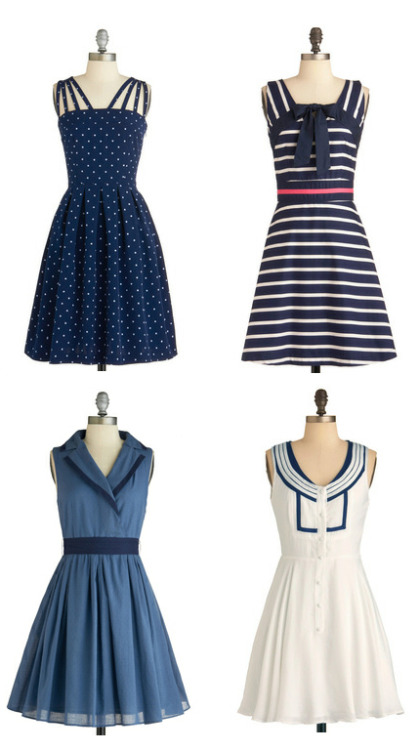 fancay:  ~summer navy~ 1, 2, 3, 4  Oh God, I WANT ALL OF THEM.