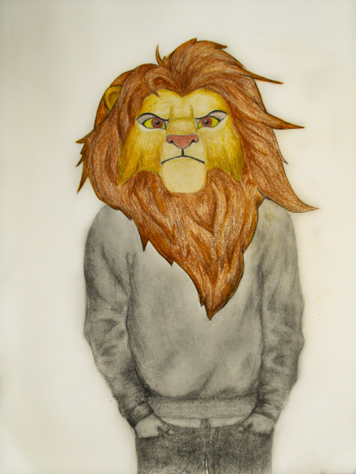 eatsleepdraw:  Mufasa  this is super legit
