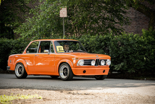 sic56:  BMW 2002 Custom Coupe, 1972 by Kompressed on Flickr.