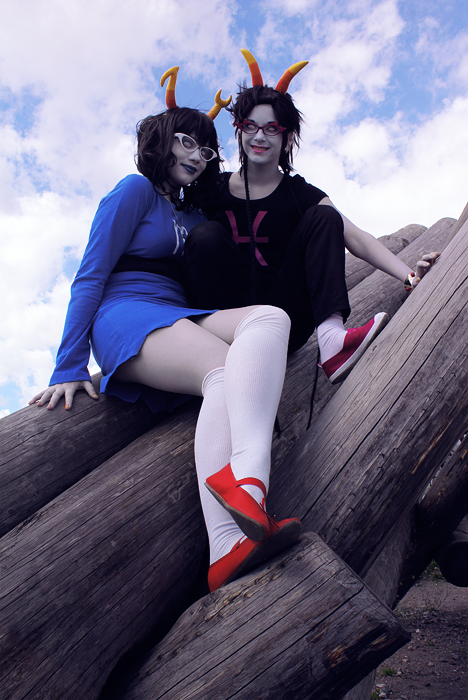 I like way too many pictures from this day. Aranea // Meenah // Photographer