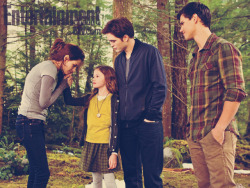 capricho:  The Twilight Saga: Breaking Dawn - Part 2 <3