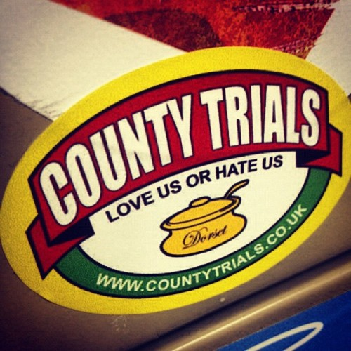 We miss @edcrawley / @CountyTrials !  (Taken with Instagram)