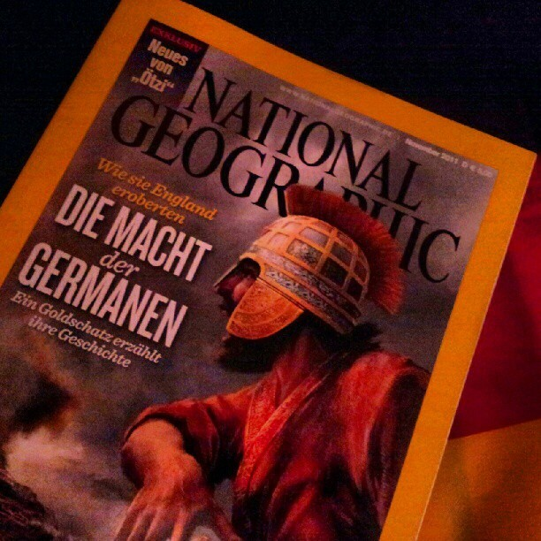Cum ar spune NatGeo #nedger #euro2012 (Taken with Instagram at Butimanu)