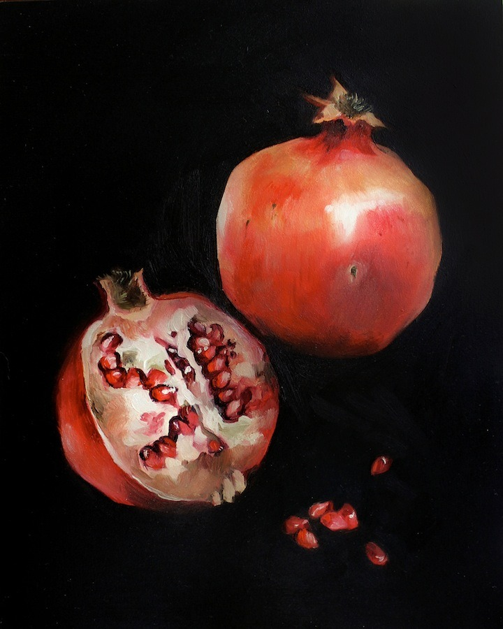 """Pomegranates with Seven Seeds"" MALN 2012."