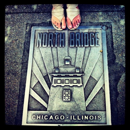 project3x5:  Happy Feet in Chicago! I feel as though Chicago is slowly & currently taking the place of home, what with the amount of time spent here for medical treatments and what not. However, you know what? Looking back on what Chicago has managed to do to my health - that's kind of somewhat alright with me. I mean… Do we see that I'm wearing normal sandals? Or rather, sandals with a little heel, no doubt! Gone is the era of the public wearing of my sad looking black bedroom slipper things with every single outfit, no matter how bright, how sequined, nor how ladened with tropical flowers (oh yeaaaa, I'm that girl). Sadly, it didn't seem to matter to the world that they were oh-so-expensive & UGG's, everyone just seemed to find them oh-so-overpriced & UGG-LY - which was devastating seeing as longtime readers know my adoration, adulation, & admiration of beautiful footwear.  And what about the color of my feet in this picture? Yes ok, I'll give you the fact that there's a slight difference in color (if you don't know what I'm talking about click here or here for a greater understanding of CRPS/RSD symptoms), but hardly so when compared to this! Or how about this. I love you Chicago! Until my next craving of sun, sand, & sea at least. ;) xx RELATED POSTS: - Happy Feet Floating