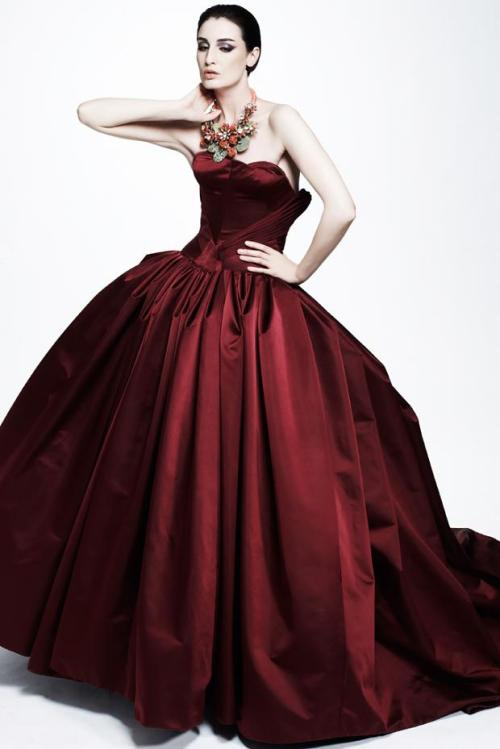 Zac Posen, Resort 2013