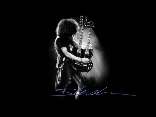 Slash Wallpaper