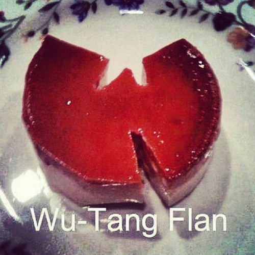 #wutang Flan Forever! (Taken with Instagram)