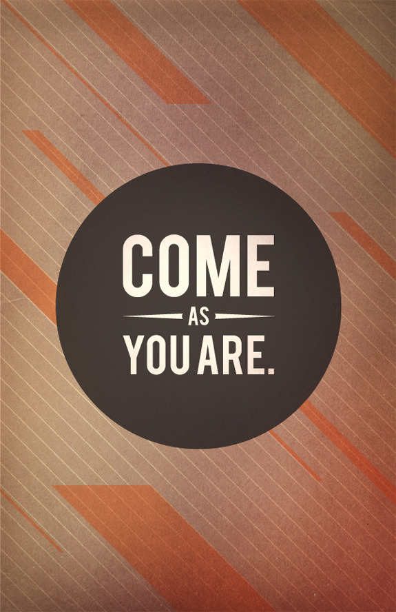 suspensefulgraphics:  Come As You Are