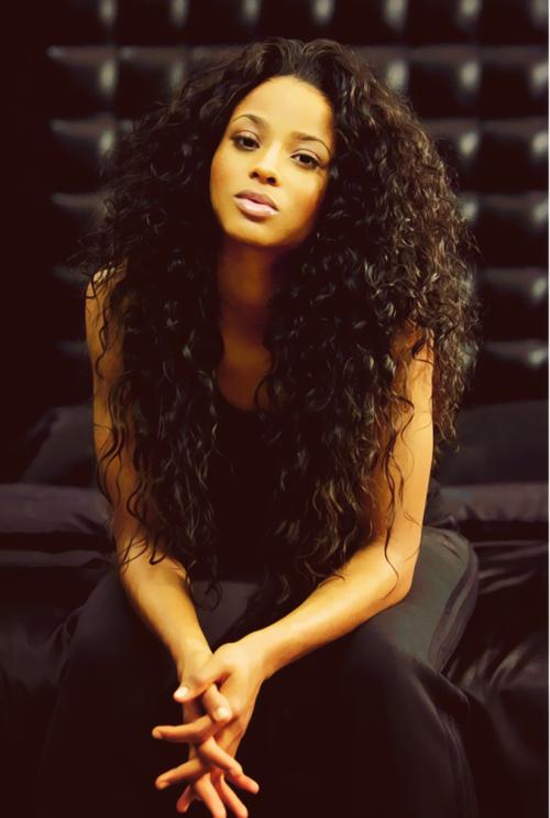 blackbeautifulandfamous:  Ciara