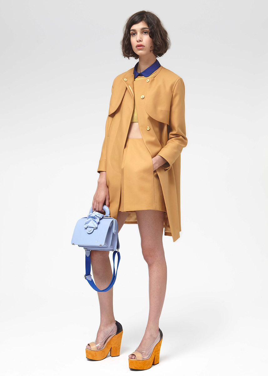 Carven Resort 2013 Una colección super afrancesada y ultra chic. ….. Carven Resort 2013 A super French and ultra chic collection.