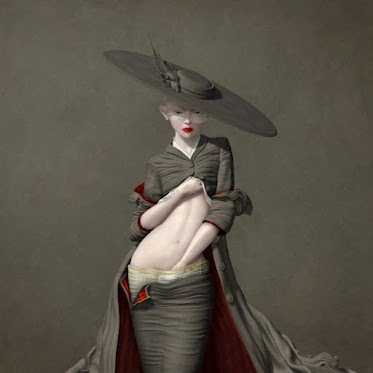 Artwork Ray Caesar.