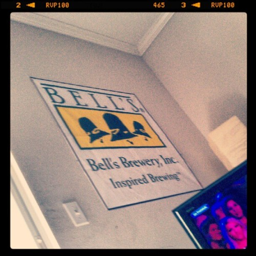 #bells #brewery #beer #poster  (Taken with Instagram)