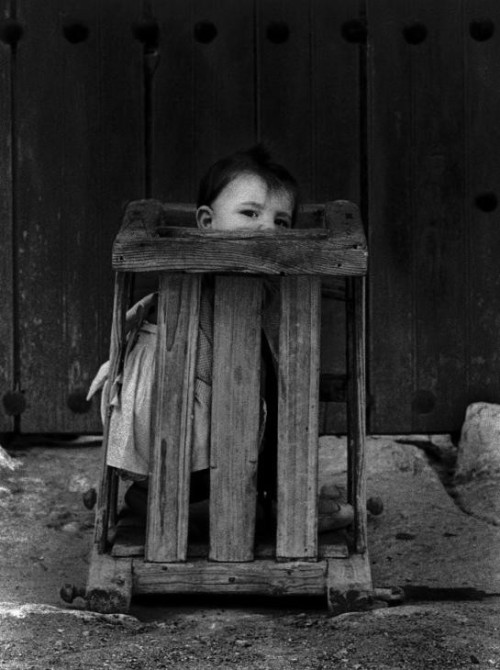 Christer Strömholm. Cuenca, Spain, 1961