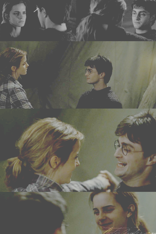 30 Days of Ships:o9. Most believable relationship. »Harry&Hermione (Harry Potter)