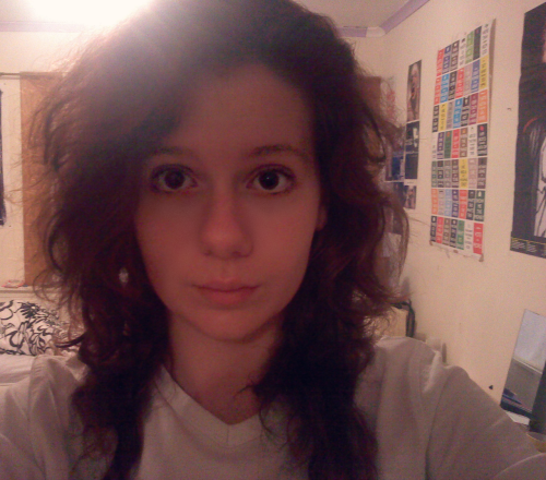 My natural hair is hot, contain yourself
