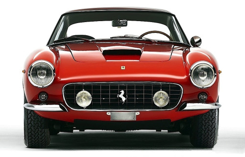 goodoldvalves:  Ferrari 250 GT SWB Berlinetta (1959) In Ferrari history, there is no bad 250. And there are a lot of 250. I mean a lot. Alongside the California SWB, this Berlinetta GT is probably one of the most desireable Ferraris in history. Bizzarrini himself was one of the responsibles for this gorgeous iconic racer, and its price makes sure you don't forget about all of this heritage.