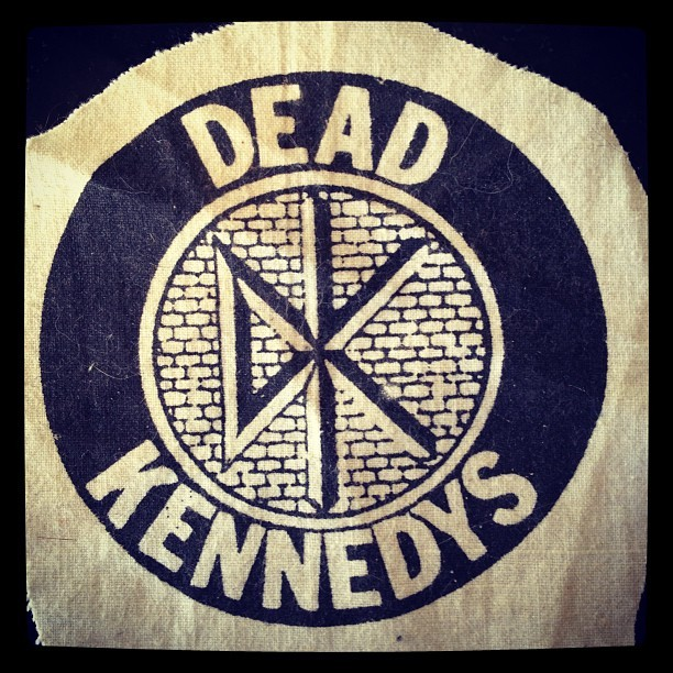 Rad just found this sweet patch! (Taken with Instagram)
