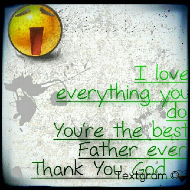 #Love #God #Father #GodIsGood #LoveGod  (Taken with Instagram)