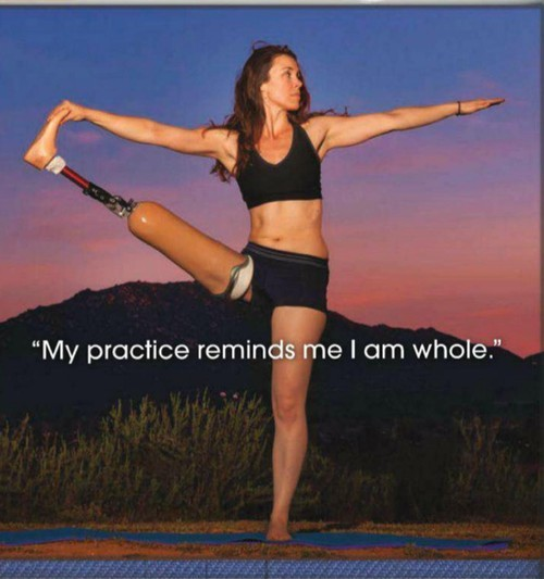 geeky-yogini:  My practice reminds me that love, appreciation, and respect for myself, is vital for all aspects of growth in my mind, body, heart, and soul.