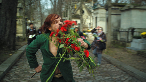 Monsieur Merde DENIS LAVANT - HOLY MOTORS - Leos CARAX (France - Allemagne, 2012)