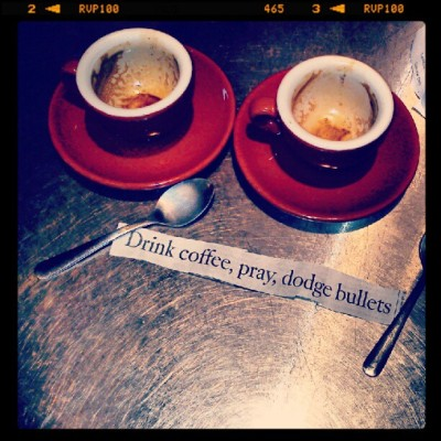 Taken with Instagram at Coffee Klatch