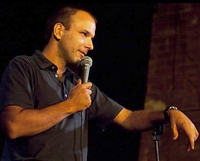 "Jesse Popp, comedian who cut his teeth in Ann Arbor, gets Comedy Central special I started when I was 23,"" Popp said. ""I don't know why, but it's something I'd always wanted to do at least once, … but I'd chickened out a few times. I wasn't thinking necessarily that I'd do it as my job. I just wanted to do it at least once, and then I wanted to do it again, and before I knew it, it was just what I was doing. I had day jobs the whole time, up until last year. It took me 11 years to make it something I could full time. Jesse Popp: The Half Hour premieres Friday at 11:30/10:30c and the brand-new album Jesse Popp: You Stink is available now from Comedy Central Records."