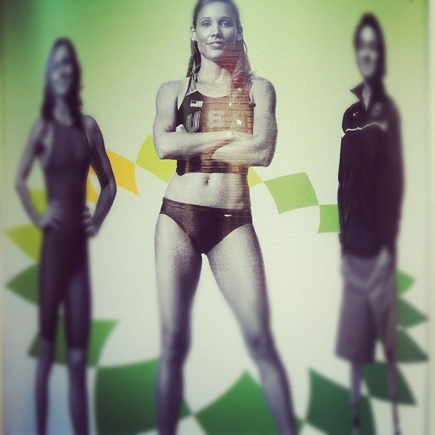 BP got sexy with their marketing (Taken with Instagram at Bp Gas Station Whitaker And 37th)