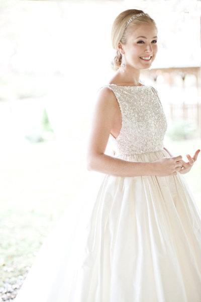 thepreppyprincesslife:  prepitude:  june bride.  Love