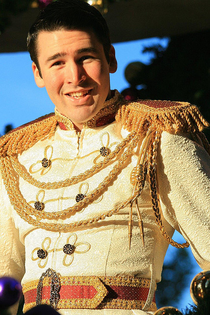 A Christmas Fantasy Parade: Prince Charming by armadillo444 on Flickr.
