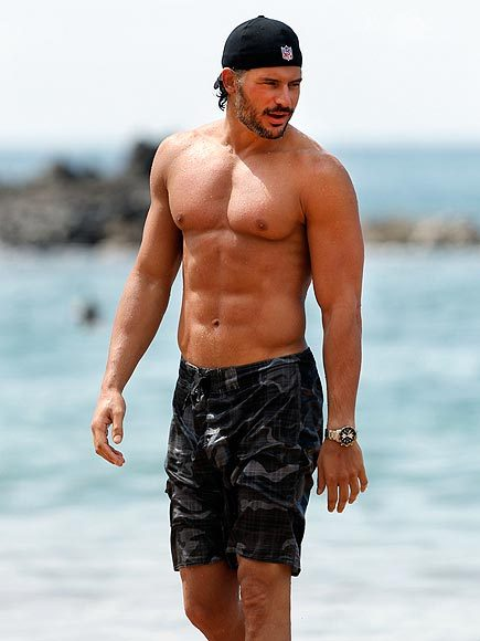 "peoplemag:  ""I didn't want to be like one of those statuesque eighties action stars."" - True Blood star Joe Manganiello, on buffing up for his role as a male stripper in the upcoming film Magic Mike, to  Details magazine Catch more of the hottest bodies of 2012 here!"