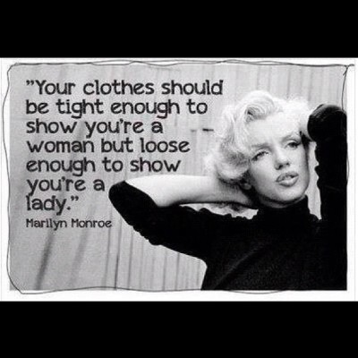 #quote #marilyn Monroe  (Taken with Instagram)