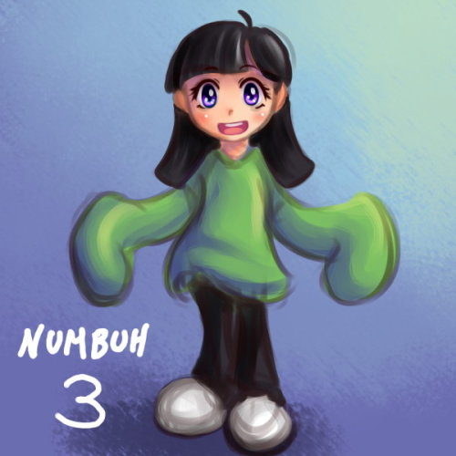 Numbuh 3 from Codename KND