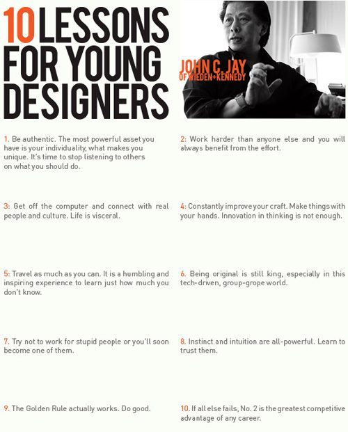 "I believe in this.     mygreengreengrass: For ""old"" designers too.  Authenticity and instinct driven are my favorite.  Pure instincts is the greatest, and the most genuine, gateway to intellect."