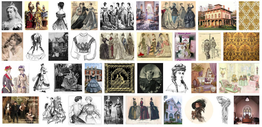 """Victorian,"" Google Image search by Rob Walker, June 13, 2012"