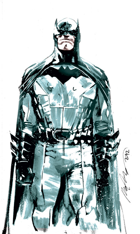awyeahcomics:  Batman by Rafael Albuquerque