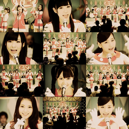28.An edit of/with a song that always cheers you up Kibou sanmyaku - Watarirouka Hashiritai 7