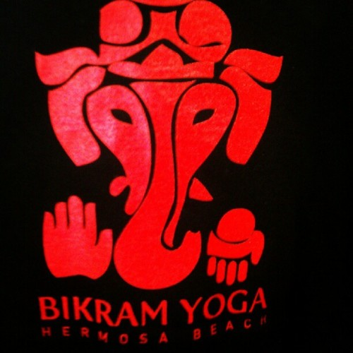 #bikram #yoga #yogafiyaah #dhalsim  (Taken with Instagram)