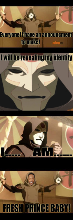 This is who Amon really is…duh.