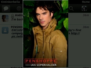 Ian Somerhalder's First Campaign Photo for Penshoppe Philippine's #PenshoppeAllStar