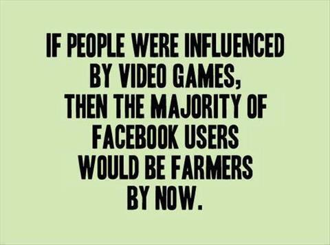 Farmville was so addicting until I got bored of it. That took probably about… 6 months.